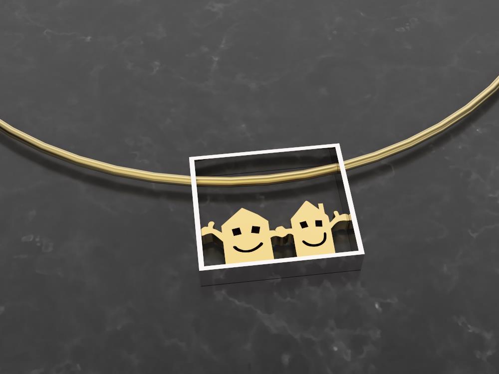 Hanger met de vrolijke huisjes-1 zSt Jpeg